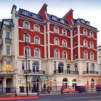 Hotell og overnatting i London