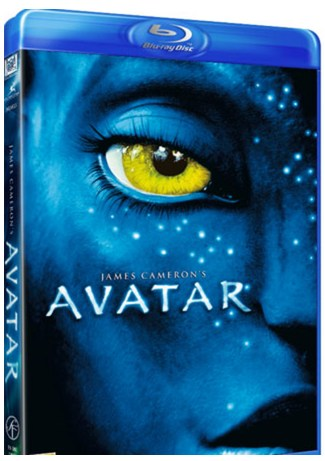 Avatar på Blu-ray og DVD