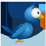 F�lg barebutikker p� twitter